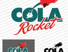 #38 for Design a Logo for Cola Rocket af kiekoomonster