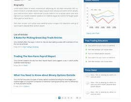 #29 for Build wordpress based website for online trading signals company af RsSofts