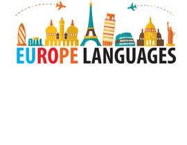 Nro 2 kilpailuun Design a Logo for Europe Languages käyttäjältä devalloire