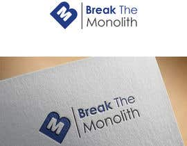 #42 for Design a logo for Break The Monolith by ailatana