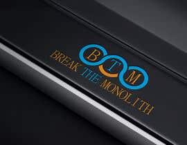 Khandesign11 tarafından Design a logo for Break The Monolith için no 52