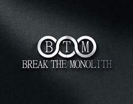 Khandesign11 tarafından Design a logo for Break The Monolith için no 55
