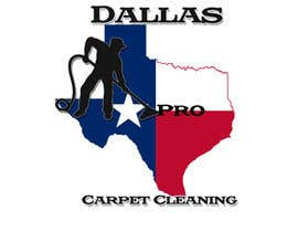 david9thcircle tarafından Design a Logo for DALLAS CARPET CLEANING PRO .COM için no 19