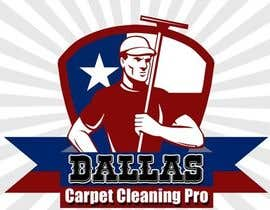xeroiscute tarafından Design a Logo for DALLAS CARPET CLEANING PRO .COM için no 47
