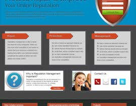 #18 для Wordpress Theme Design for RepShield.org от tobacamp