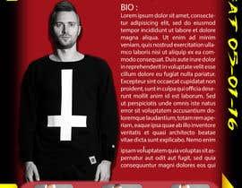VeeElemento tarafından Design a Artist/DJ One Sheet için no 1