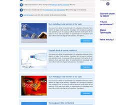 nº 22 pour Redesign the Content Area of a Web Page (Just one page) par patrickjjs