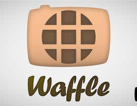 #83 para Design a Logo for Waffle - Photo Sharing App por yurireno