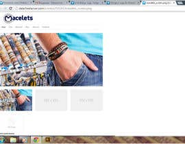 #3 for Design a Logo for Macelets, an eCommerce startup selling mens bracelets by vladimirsozolins