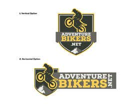 #17 for Design a Logo for Adventure Bikers af juanmikes