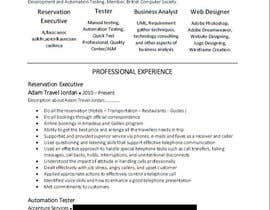 #13 for Writing a Killer Resume + Cover letter !! by anoushey47