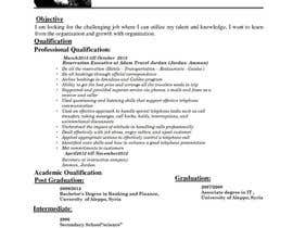 nº 3 pour Writing a Killer Resume + Cover letter !! par Zark03