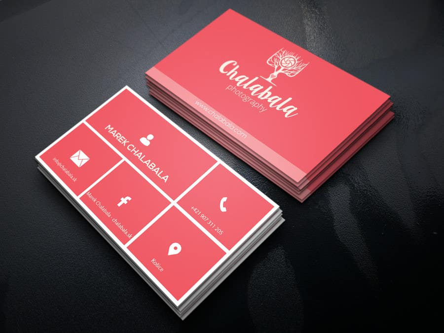 Kilpailutyö #77 kilpailussa Business card for photographer