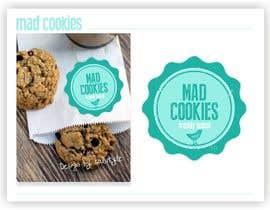 #121 for Design a Logo for Cookie Business CORRECTION: MAD COOKIES by salutyte