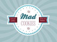 Contest Entry #131 for Design a Logo for Cookie Business CORRECTION: MAD COOKIES