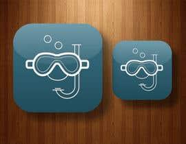Nro 26 kilpailuun Logo and app icon for iOS app käyttäjältä jonAtom008