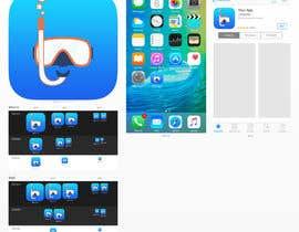 Nro 4 kilpailuun Logo and app icon for iOS app käyttäjältä luutrongtin89