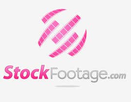 #187 для Logo Design for A website: StockFootage.com от darsash
