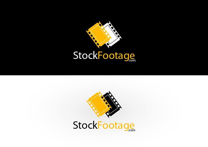 Inscrição nº 341 do Concurso para Logo Design for A website: StockFootage.com