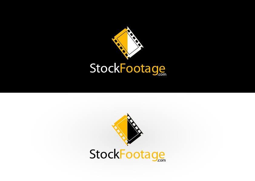 Inscrição nº 342 do Concurso para Logo Design for A website: StockFootage.com
