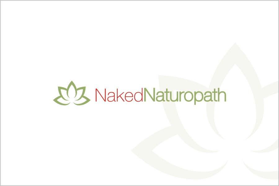 Contest Entry #                                        37                                      for                                         NAKED NATUROPATH CREATIVE LOGO DESIGN FOR RECOGNISED NATUROPATH/HERBALIST