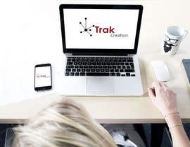 Nro 68 kilpailuun Design a Logo for TRAKCreations käyttäjältä Noxal
