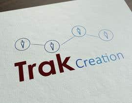 Nro 69 kilpailuun Design a Logo for TRAKCreations käyttäjältä Noxal