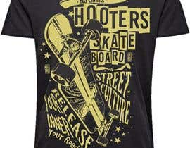 #19 for Design a Shirt for Hooters by javierlizarbe