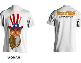 #11 for Design a Shirt for Hooters by macbmultimedia