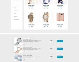 #5 para Design a simple webshop under Wix por ByteZappers