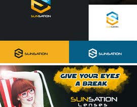 #24 para Design an Advertisement for Sunsation Lenses por basemamer