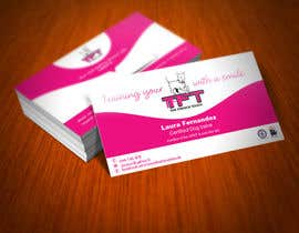 FlexKreative tarafından Design some Business Cards for a dog training business için no 64