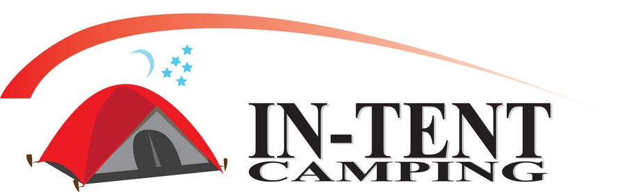 Proposition n°                                        106                                      du concours                                         Logo Design for In-Tents Camping