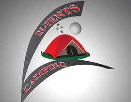 nº 125 pour Logo Design for In-Tents Camping par ExpertDk