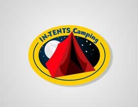 nº 134 pour Logo Design for In-Tents Camping par bababanana