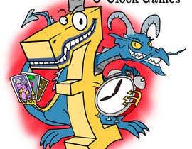 Tzologeist tarafından Illustration / Logo for Card Game Company için no 3
