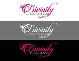 AndresGTdesign tarafından Design a Logo Eye Lash Boutique and Spa için no 289