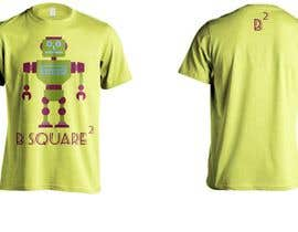 #4 para Fun, Futuristic Robot for B SQUARE2 por theva2605