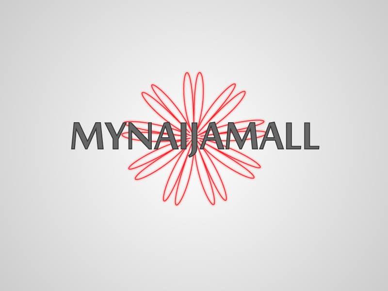 """Inscrição nº 6 do Concurso para Design a Logo for """"MYNAIJAMALL"""""""