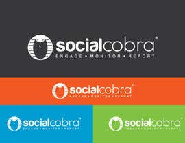 #71 for Design a Logo for Social Cobra by GeorgeOrf