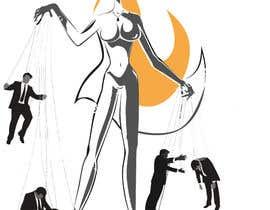 Nro 1 kilpailuun Create Puppeteer and Human Puppets illustration for website käyttäjältä albertaweb