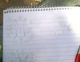 fragment33 tarafından Draw a RABBIT for me!! için no 31