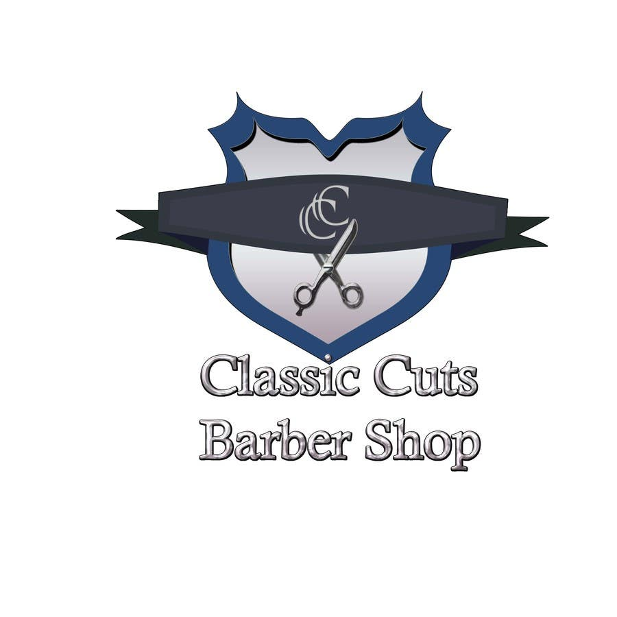Proposition n°6 du concours Design a Logo for Classic Cuts Barber Shop