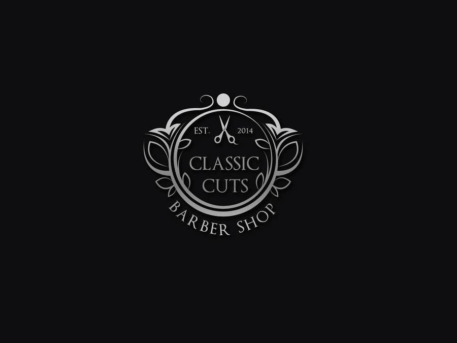 Proposition n°14 du concours Design a Logo for Classic Cuts Barber Shop