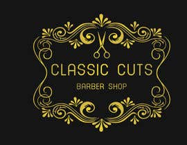 #43 para Design a Logo for Classic Cuts Barber Shop por CAMPION1