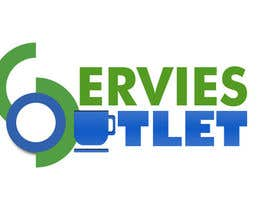 Nro 58 kilpailuun Design a Logo for Porcelain Tableware Outlet Wholesaler käyttäjältä sameer2309