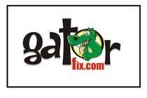 Graphic Design Kilpailutyö #103 kilpailuun Mascot for GatorFix