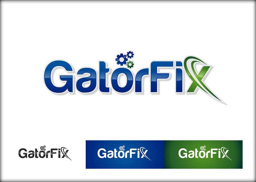 Kilpailutyö #72 kilpailussa Mascot for GatorFix
