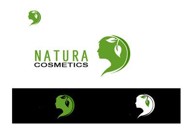 #83 for Logo for a natural cosmetics company by FireDesigner