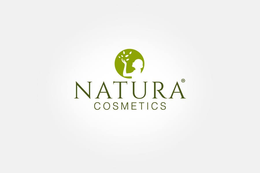 logo for a natural cosmetics company freelancer
